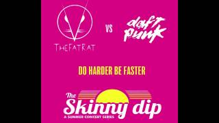 TheFatRat vs Daft Punk - Do Harder Be Faster