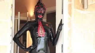 Lovely Latex Doll Mia - THE PUNISH