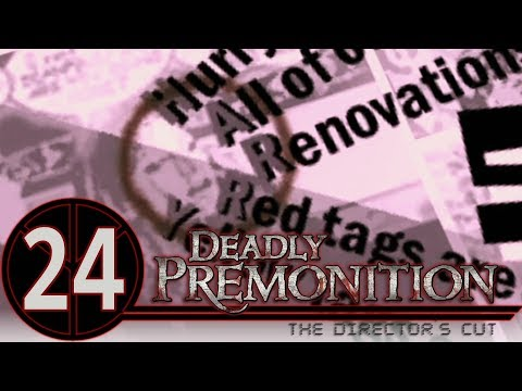 Revisiting Deadly Premonition: The Director's Cut P.24