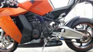 5. KTM 1190 RC8 R 1.2 V2 175 Hp 2011 * see Playlist