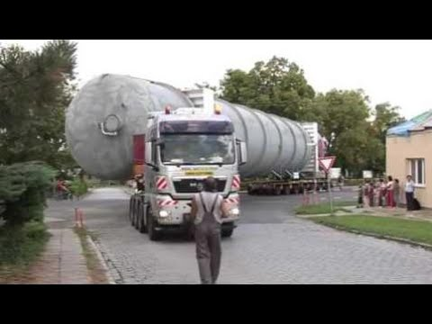 Video Extreme Transportation You Need To See The Biggest Carriers And Trucks Mega Machines Oversize Load download in MP3, 3GP, MP4, WEBM, AVI, FLV January 2017