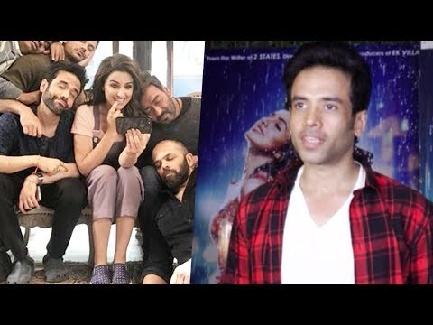 Tusshar Kapoor OPENS UP On Working With Parineeti