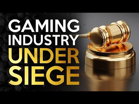 The Gaming Industry As We Know It Is Under Siege