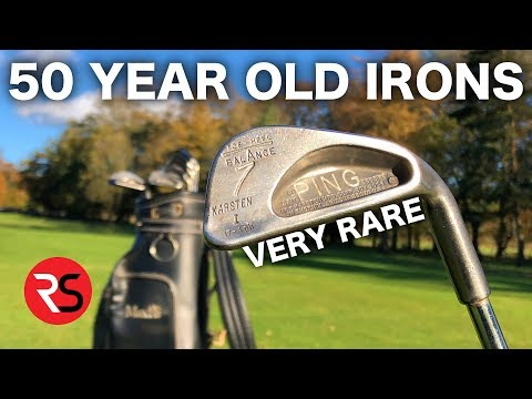 I play golf with 50 YEAR OLD clubs - SURPRISING RESULTS!