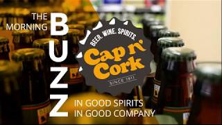 THE MORNING BUZZ | THE CAP N' CORK LOUNGE | COORS LIGHT | WOODFORD RESERVE BARREL SELECTION