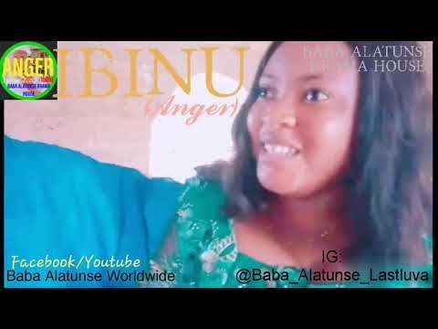 IBINU (Anger)