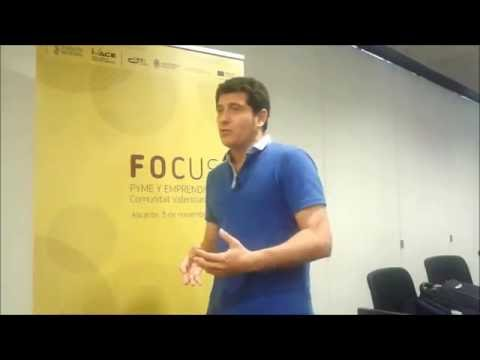 Jornada economía colaborativa. Nacho Mas[;;;][;;;]