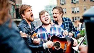 """Of Monsters And Men - """"Mountain Sound"""" LIVE Studio Session"""