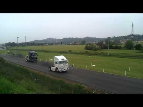 Turbostar Special VS Scania R500 - sfida in casa Capecchi