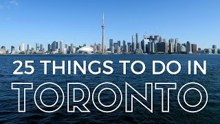 Toronto (ON) Canada  City new picture : 25 Things to do in Toronto Travel Guide