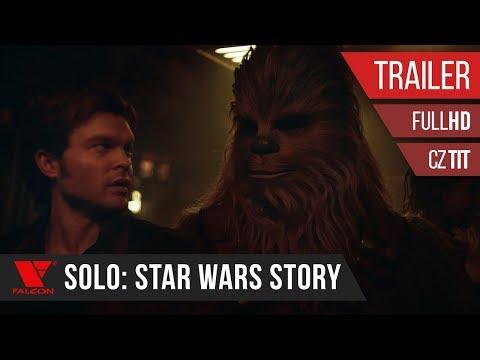 Podívejte se na nový trailer k filmu Solo: Star Wars story a nechte se vtáhnout do děje