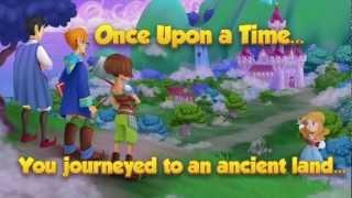 Tiny Castle YouTube video