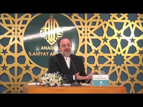 Prof.Dr.Mehmet Görmez - İslami İlimlerde Usul Geleneği