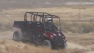 5. Polaris 2014 570 Ranger Crew Cab Review