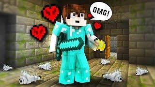LAST MINUTE STRONGHOLD! (Minecraft UHC Run)