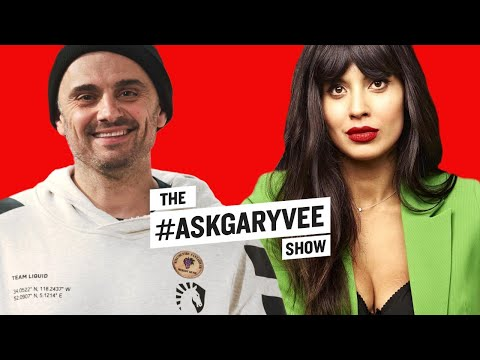 #AskGaryVee 328 | Jameela Jamil