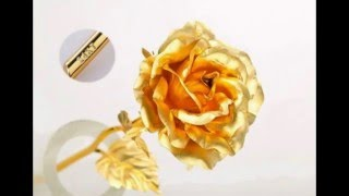 Golden Rose Demo - Prefect Gift For Valentine