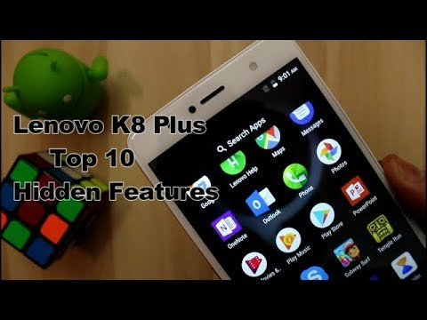 , title : 'Lenovo K8 Plus Top 10 Hidden Features,Tips And Tricks I Android Nougat  Tips I Hindi'