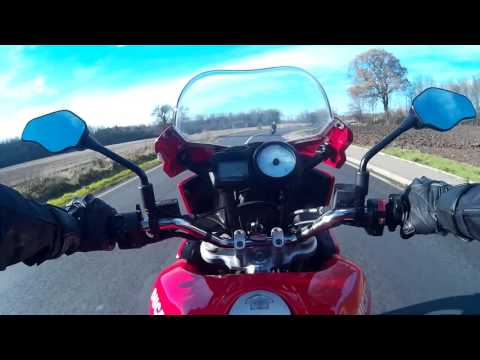 Ducati Multistrada 620 - Last ride of 2016