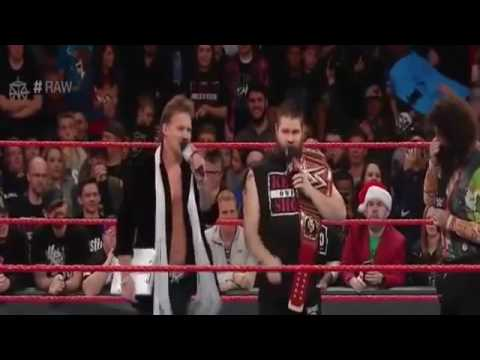 WWE Monday Night RAW 26 12 2016 Full Show   WWE RAW 26 December 2016 Full Show This Week HQ360p