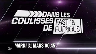 Nonton Les Coulisses De Fast And Furious Bande Annonce Film Subtitle Indonesia Streaming Movie Download