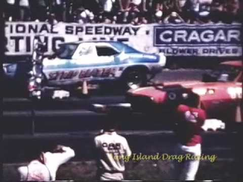 Drag Racing on Long Island