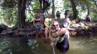 Ban Kwan Chang Elephant Sanctuary In Koh Chang Thailand 25/01/2014 - Music By Sub Focus
