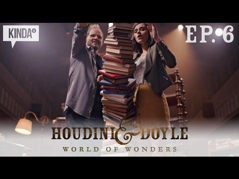 Houdini & Doyle | World of Wonders | Open Book (Ep. 6)