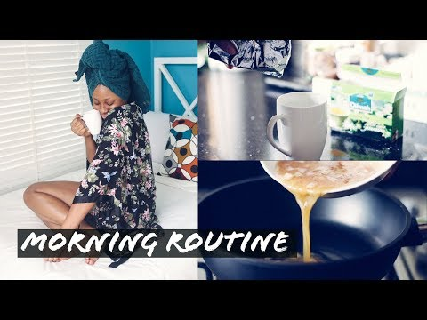 MY MORNING ROUTINE | DIMMA UMEH