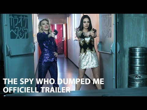 The Spy Who Dumped Me | Officiell trailer