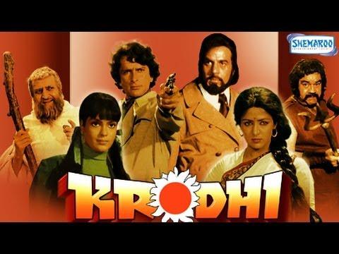 Krodhi - Full Movie In 15 Mins - Dharmendra - Shashi Kapoor - Zeenat Aman - Hema Malini
