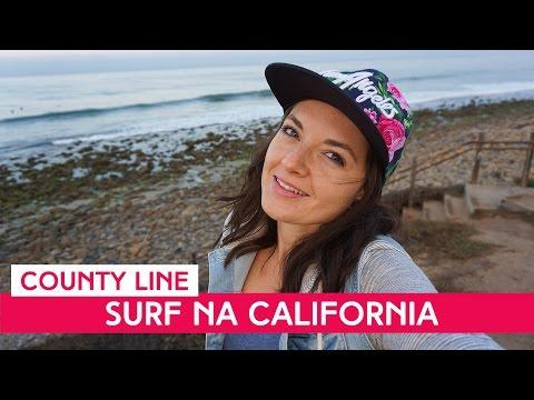 Vlog: Surf na California de Madrugada | by Aline Albino