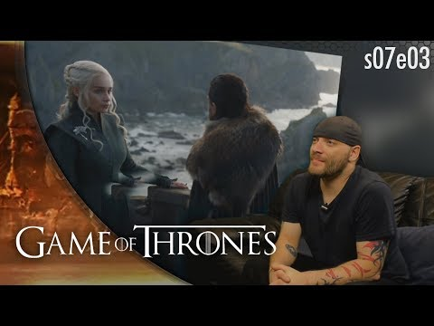 "Game Of Thrones: S07e03 ""The Queen's Justice"" REACTION!"