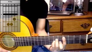 Download Lagu Como Tocar Estos Celos VICENTE FERNANDEZ Requinto Tutorial Mp3
