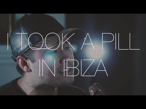 I Took a Pill In Ibiza - Mike Posner (Cover by Travis Atreo)