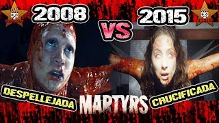 """ORIGINAL VS REMAKE """"MARTYRS"""" (con spoilers) Rotten y Sinkope"""