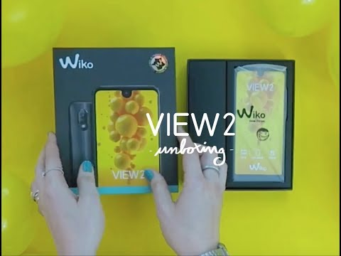 Wiko View2 Unboxing