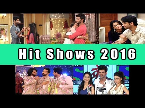 Shows that became hit in 2016