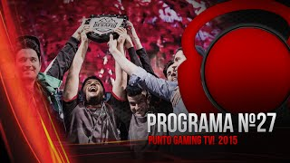Punto.Gaming! TV S03E27 en VIVO