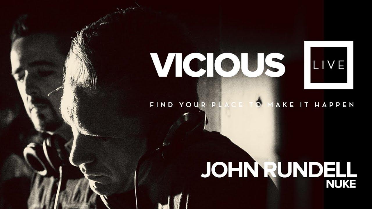 Dj Nuke and Jon Rundell - Live @ Vicious Live 2014