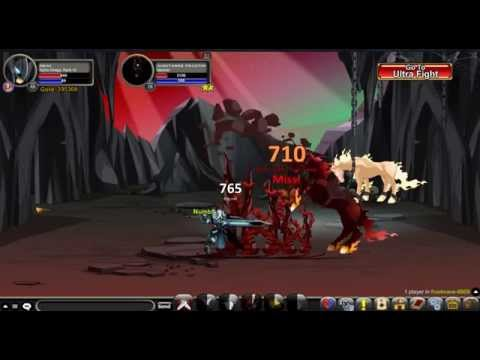 AQWorlds How to get very Easy Awesome Sword (Frozenpointe Katana)