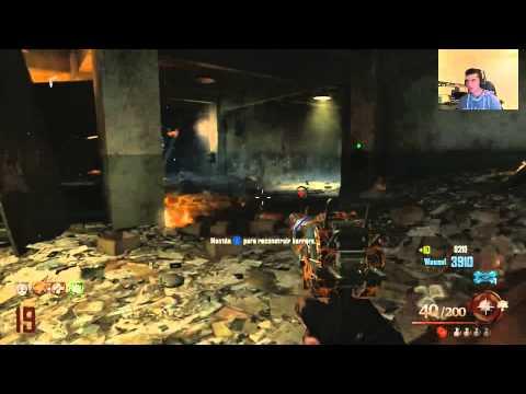 ¿FAIL? Nosotros lo hacemos ÉPICO!! - Directo Black Ops 2 - Mob Of The Dead Zombies c/Willyrex