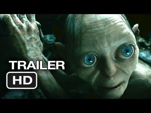The Hobbit Trailer 2 (2012) - Lord of the Rings Movie HD Video