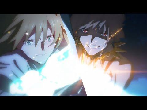 Enkidu and Gilgamesh's Noble Phantasm (Enuma Elish) Mixed