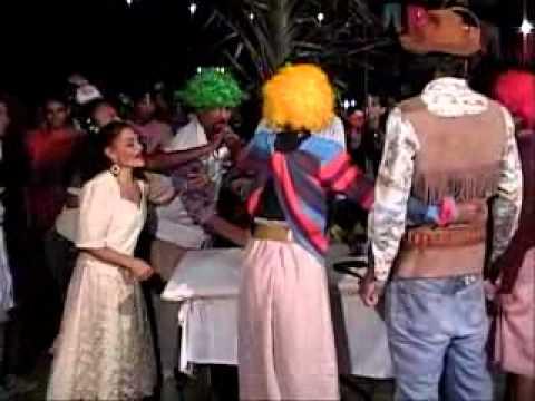 Casamento Caipira Em Paripiranga-Ba,ano de 2008.flv