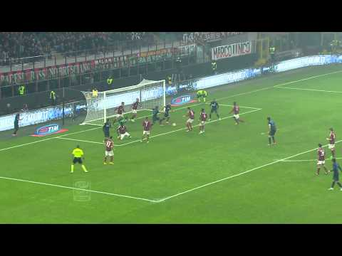 Milan - Inter 1-1 - Highlights - Giornata 12 - Serie A TIM 2014/15