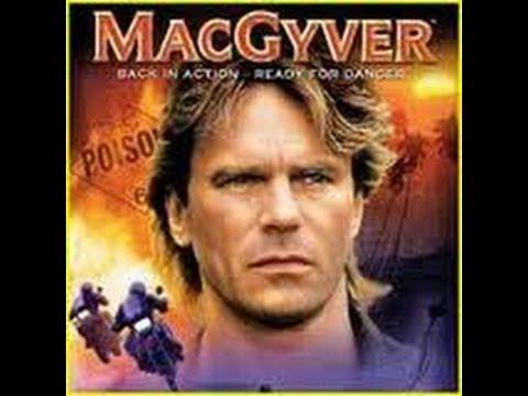 il remake di mcgyver è una cosa indegna!