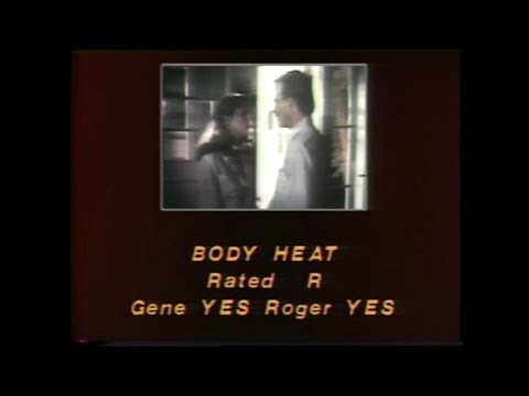 Body Heat (1981) movie review - Sneak Previews with Roger Ebert and Gene Siskel