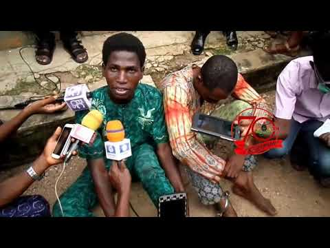 Why we killed 25-year-old housewife we met on Facebook, Pastor confesses