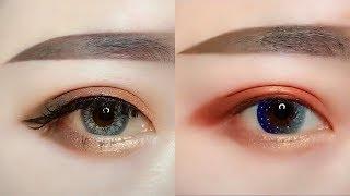 Video Beautiful Eye Makeup Tutorial Compilation ♥ 2019 ♥ #4 MP3, 3GP, MP4, WEBM, AVI, FLV April 2019